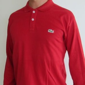 Lacoste Classic Fit Long sleeve